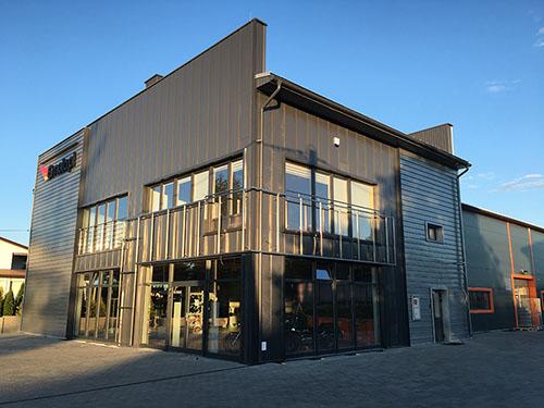 budynek firmy ttshop.pl